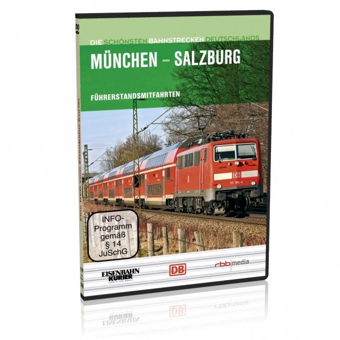 DVD - München - Salzburg