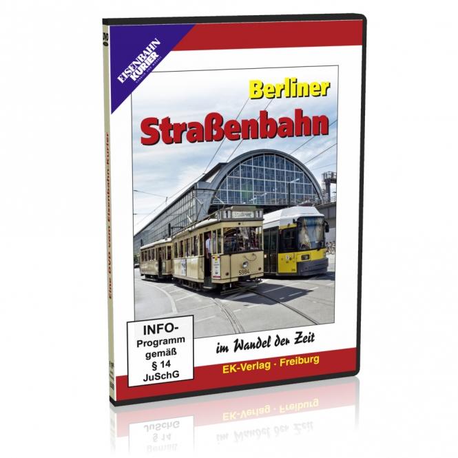 DVD - Berliner Straßenbahn