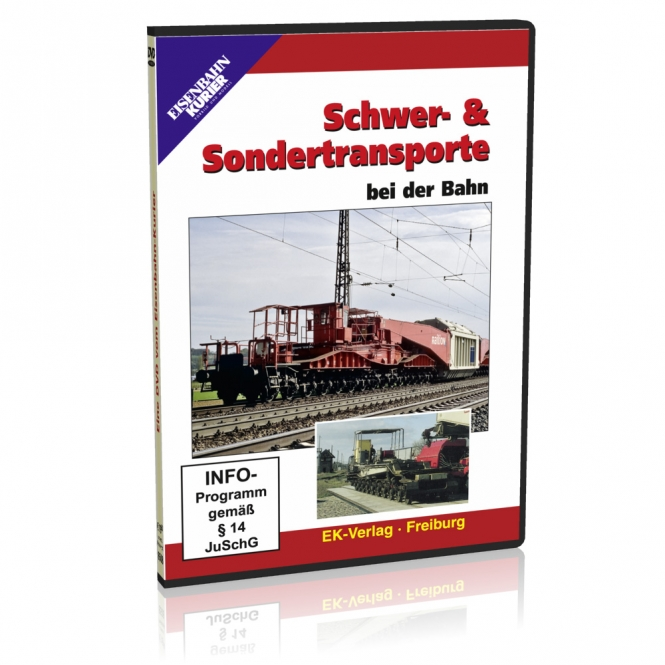 DVD - Schwer- und Sondertransporte