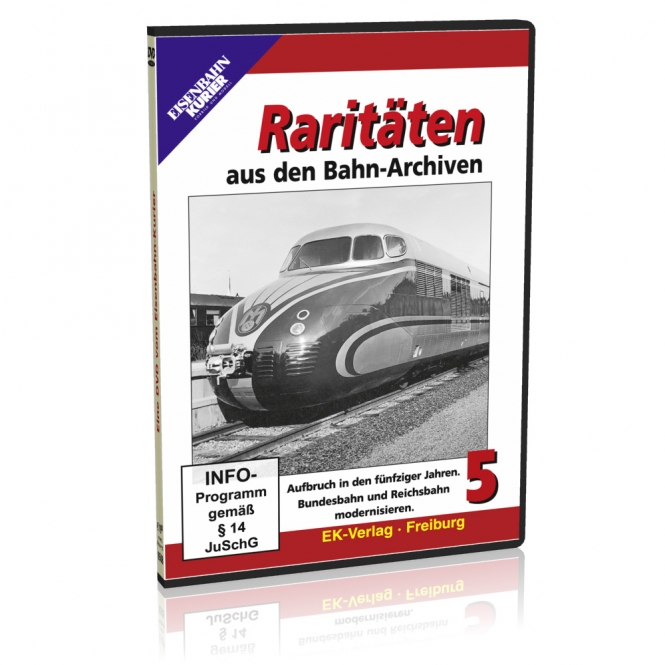 DVD - Raritäten aus den Bahn-Archiven - 5