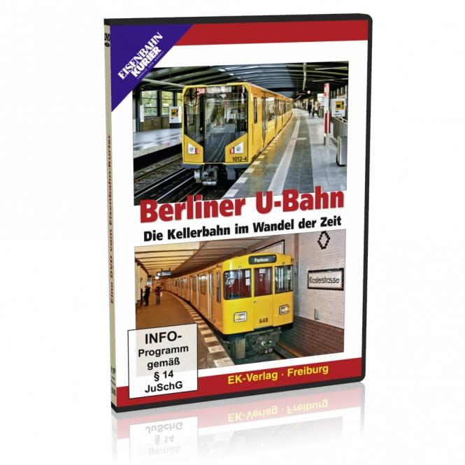 DVD - Berliner U-Bahn