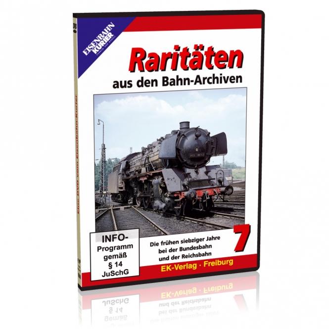 DVD - Raritäten aus den Bahn-Archiven - 7