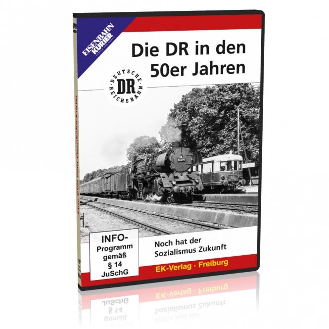 DVD - Die DR in den 50er Jahren
