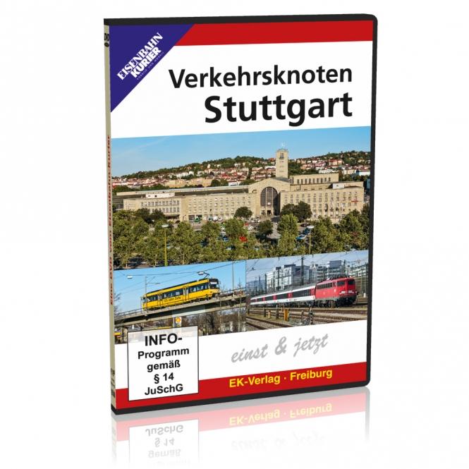 DVD - Verkehrsknoten Stuttgart