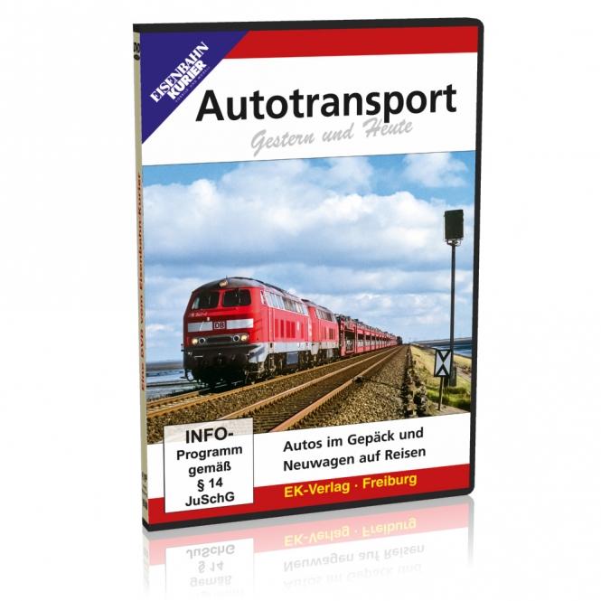 DVD - Autotransport Gestern & Heute