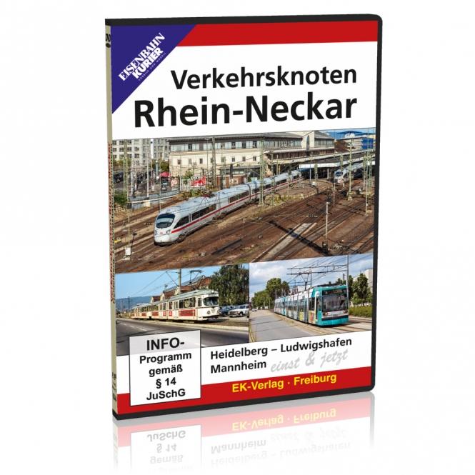 DVD - Verkehrsknoten Rhein-Neckar