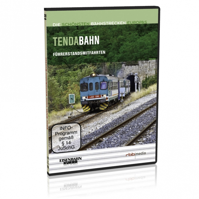 DVD - Tendabahn San Remo - Cuneo