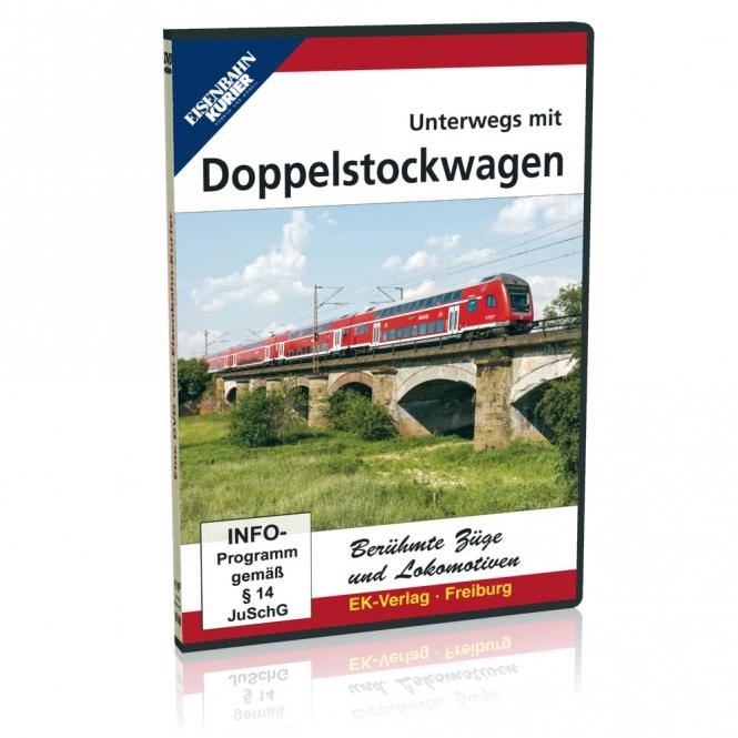DVD - Unterwegs mit Doppelstockwagen