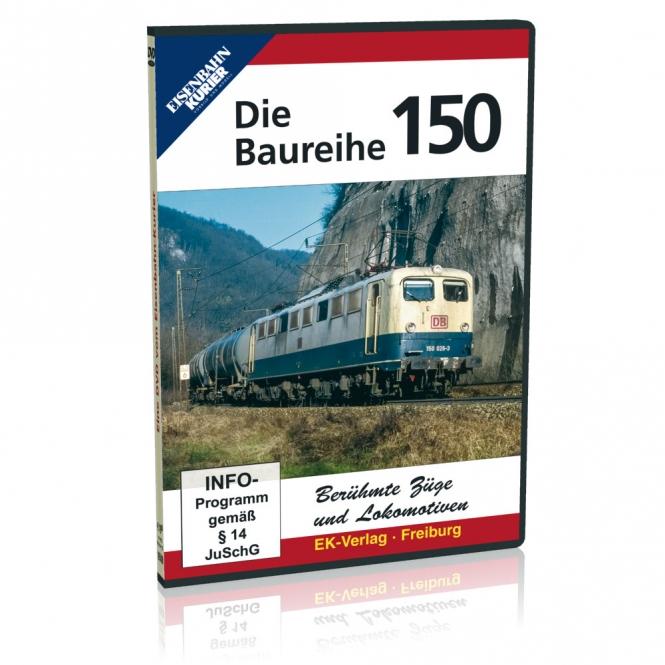 DVD - Die Baureihe 150