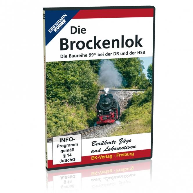 DVD - Die Brockenlok