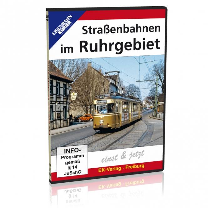 DVD - Straßenbahnen im Ruhrgebiet