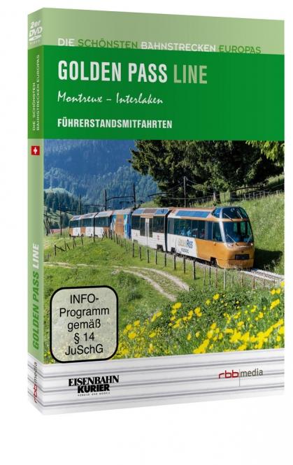 DVD -  GoldenPass Line