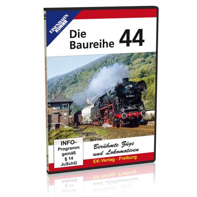 DVD - Die Baureihe 44