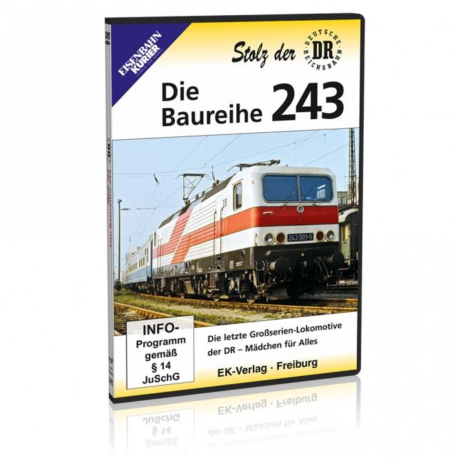 DVD - Die Baureihe 243