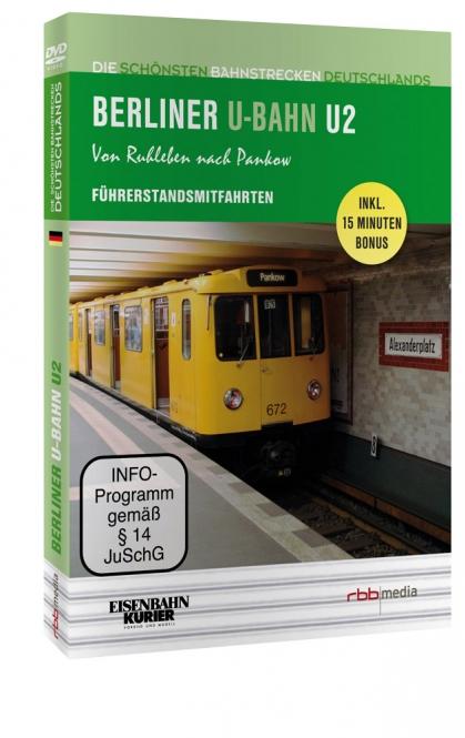 DVD - Berliner U-Bahn U2