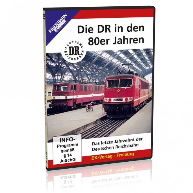 DVD - Die DR in den 80er Jahren