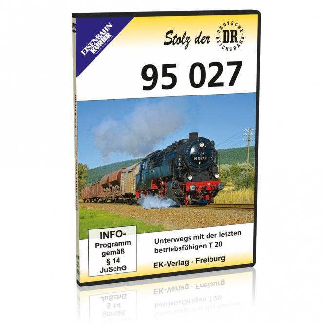 DVD - 95 027