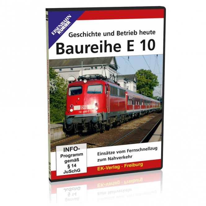 DVD - Baureihe E 10