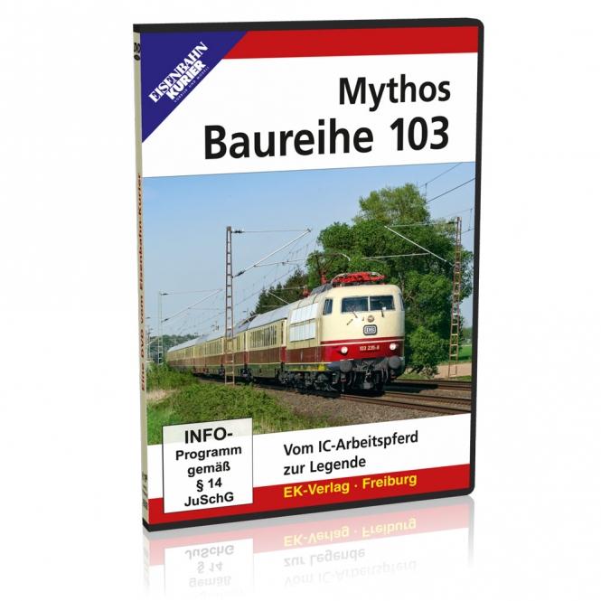 DVD - Mythos Baureihe 103