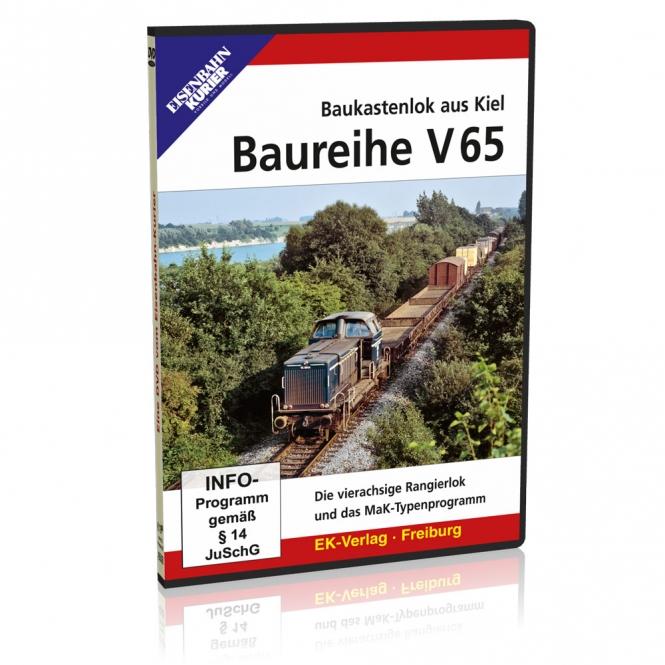 DVD - Baureihe V 65