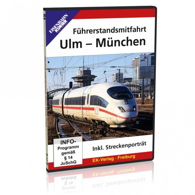 DVD - Ulm - München