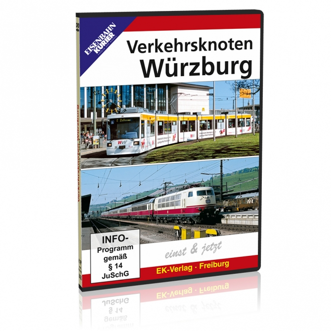 DVD - Verkehrsknoten Würzburg