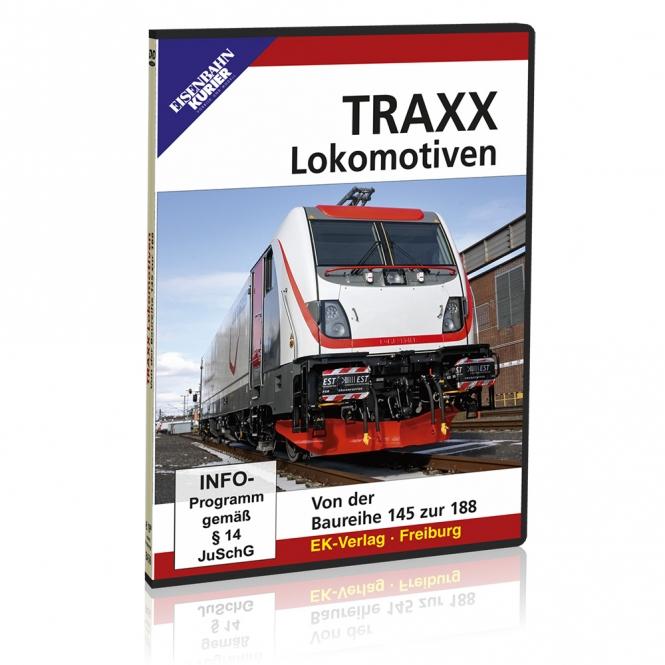 DVD - TRAXX-Lokomotiven