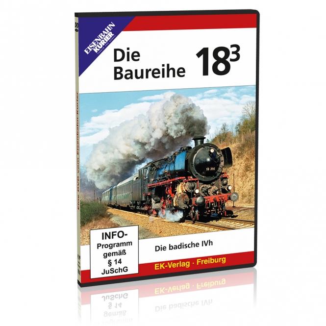DVD - Die Baureihe 18.3