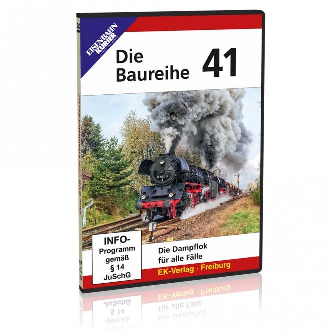 DVD - Die Baureihe 41