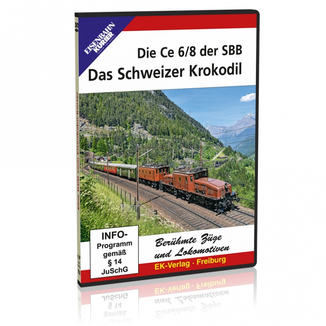 DVD - Das Schweizer Krokodil