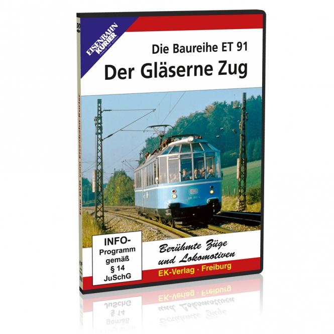 DVD - Der Gläserne Zug