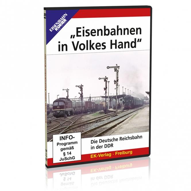 """DVD - """"Eisenbahnen in Volkes Hand"""""""