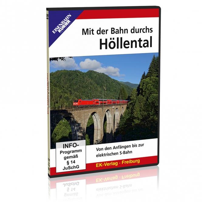 DVD - Mit der Bahn durchs Höllental