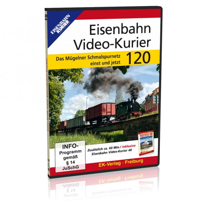 DVD - Eisenbahn Video-Kurier 120