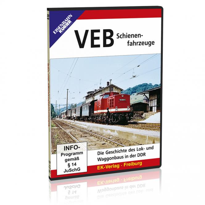 DVD - VEB Schienenfahrzeuge
