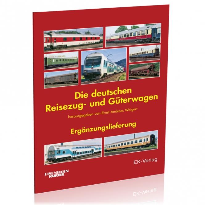 Die deutschen Reisezug- und Güterwagen Folge 25