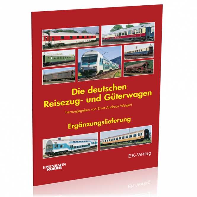 Die deutschen Reisezug- und Güterwagen Folge 4