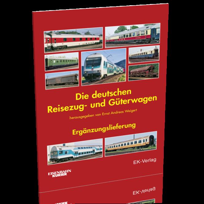 Die deutschen Reisezug- und Güterwagen, Folge 51